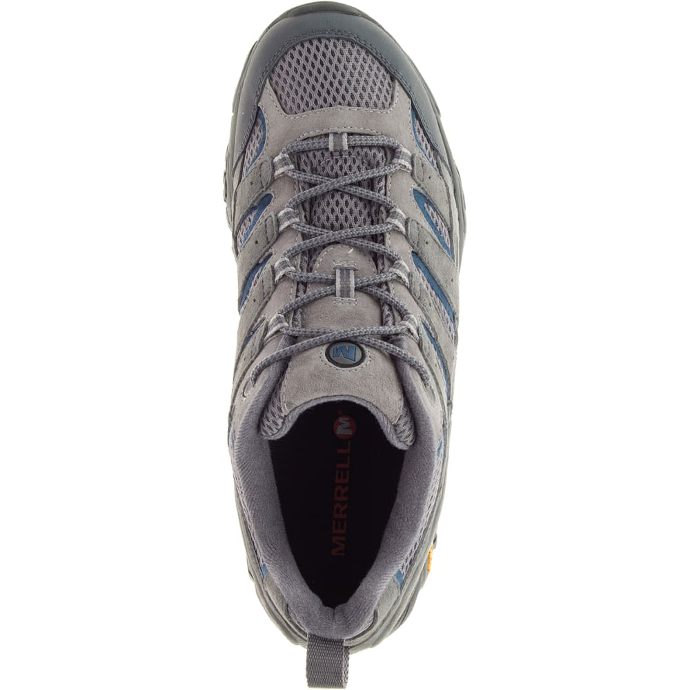 MERRELL Men's Moab 2 Ventilator Hiking Shoes, Castlerock - CASTLEROCK