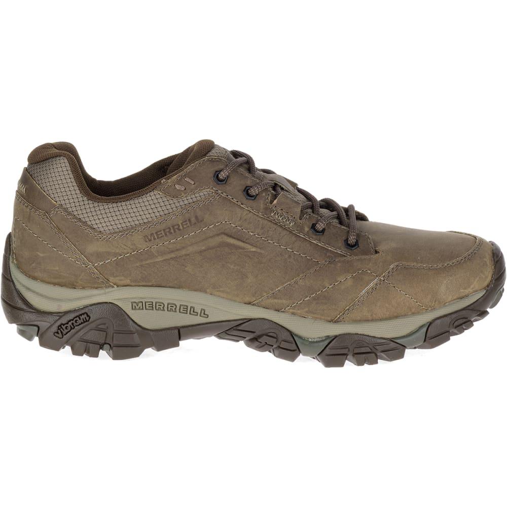 MERRELL Men's Moab Adventure Lace Up Shoes - BOULDER