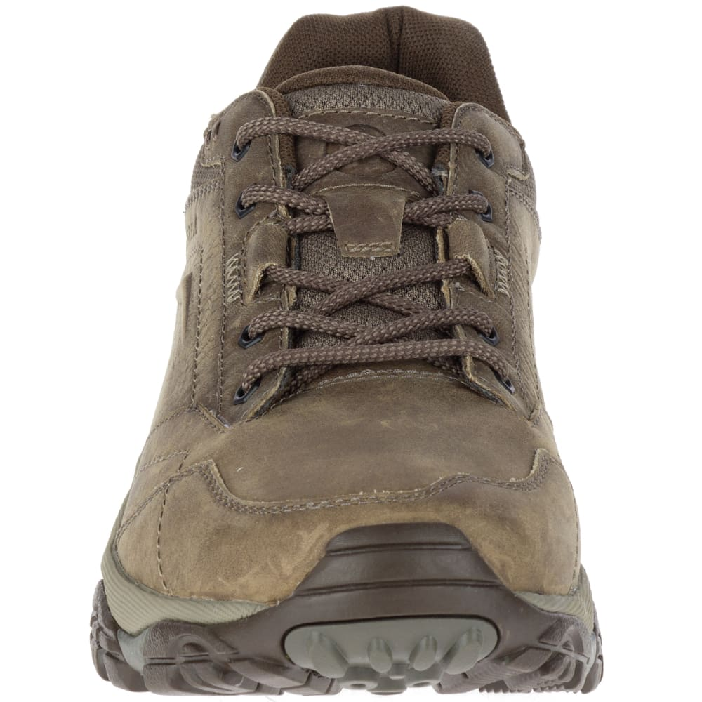 MERRELL Men's Moab Adventure Lace Up Shoes - BOULDER