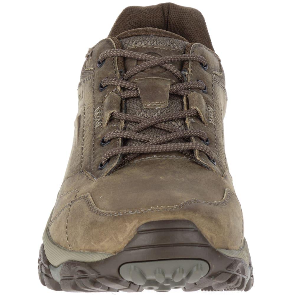 MERRELL Men's Moab Adventure Lace Up Shoes, Boulder - BOULDER