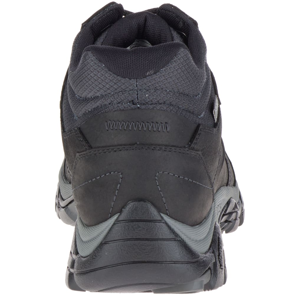 Merrell Mens Black Hiking Boots Foto Boots Collections