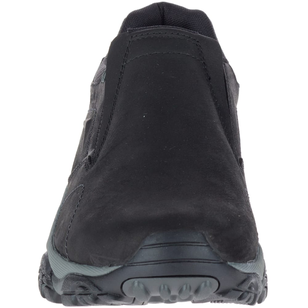 MERRELL Men's Moab Adventure Moc , Black - BLACK