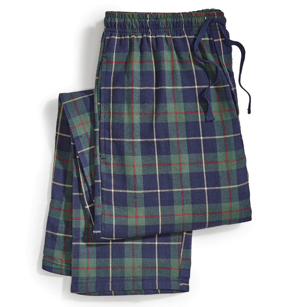 EMS Flannel Pajama Pants - TARTAN-MCKENSIEPLAID