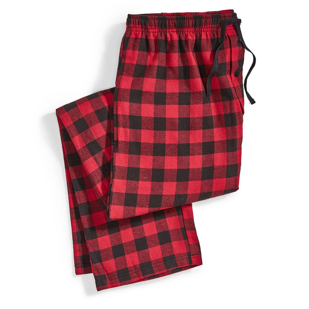 EMS® Flannel Pajama Pants - TARTANBUFCHECK 50-6