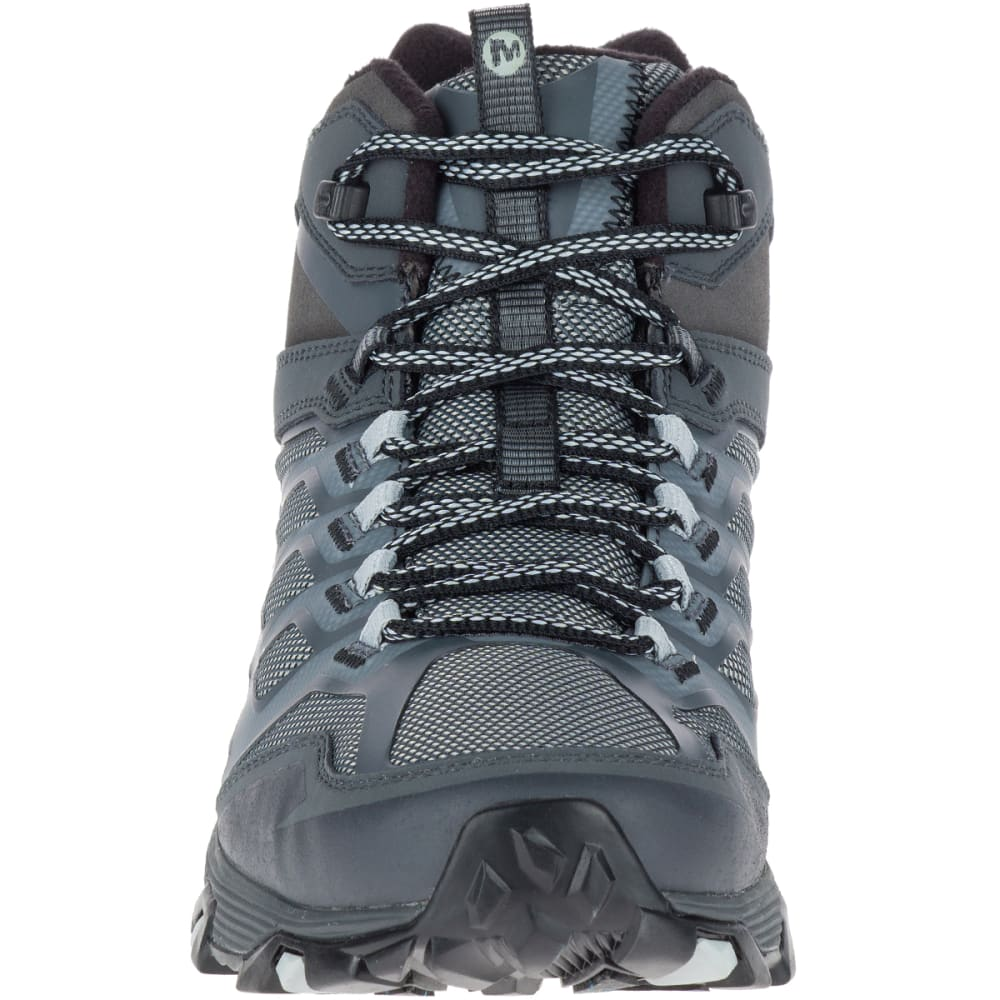 6b1652b1896 MERRELL Men's Moab FST Ice+ Thermo Hiking Boots, Granite