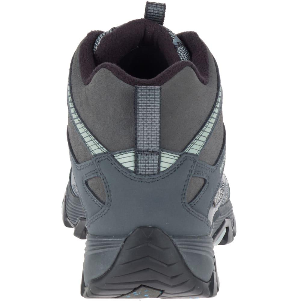 MERRELL Men's Moab FST Ice+ Thermo Hiking Boots, Granite - GRANITE