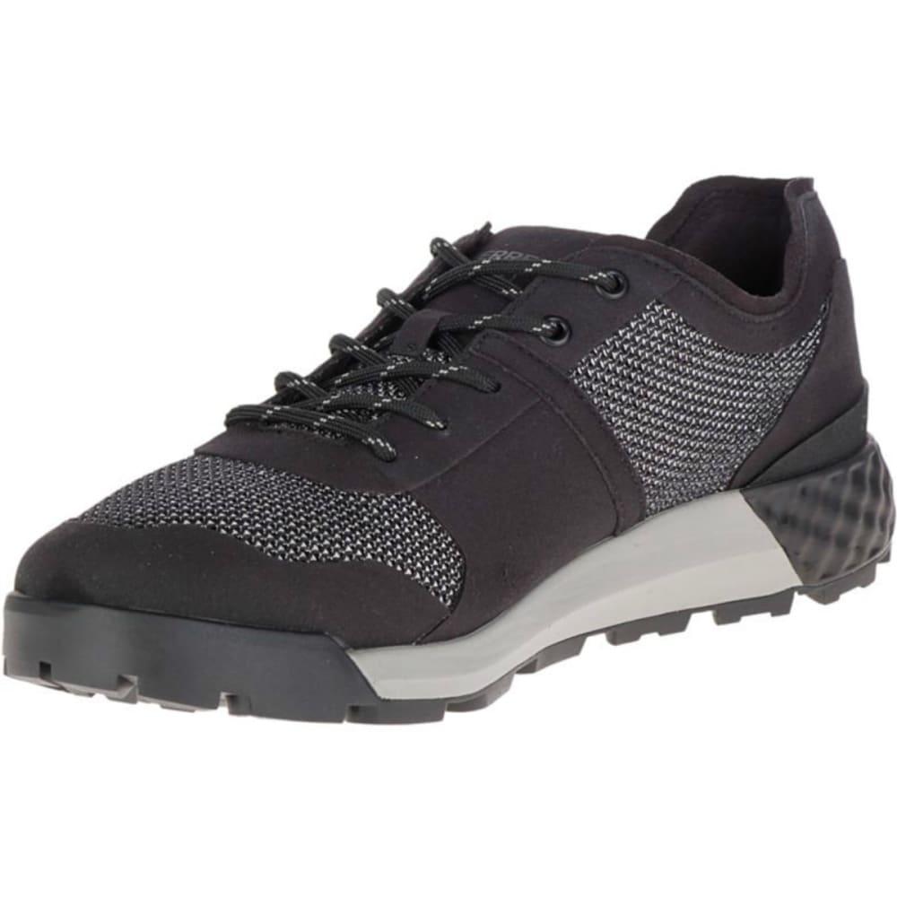 MERRELL Men's Solo AC+ Casual Shoes, Black - BLACK/BLACK