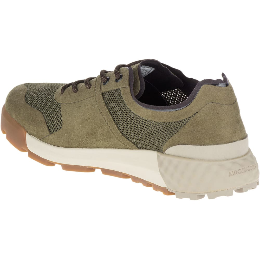 MERRELL Men's Solo AC+ Casual Shoes, Dusty Olive - DUSTY OLIVE