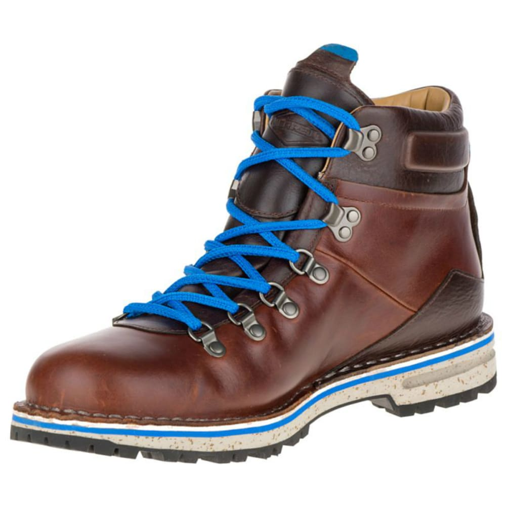 MERRELL Men's Sugarbush Waterproof Boots, Sunned - SUNNED