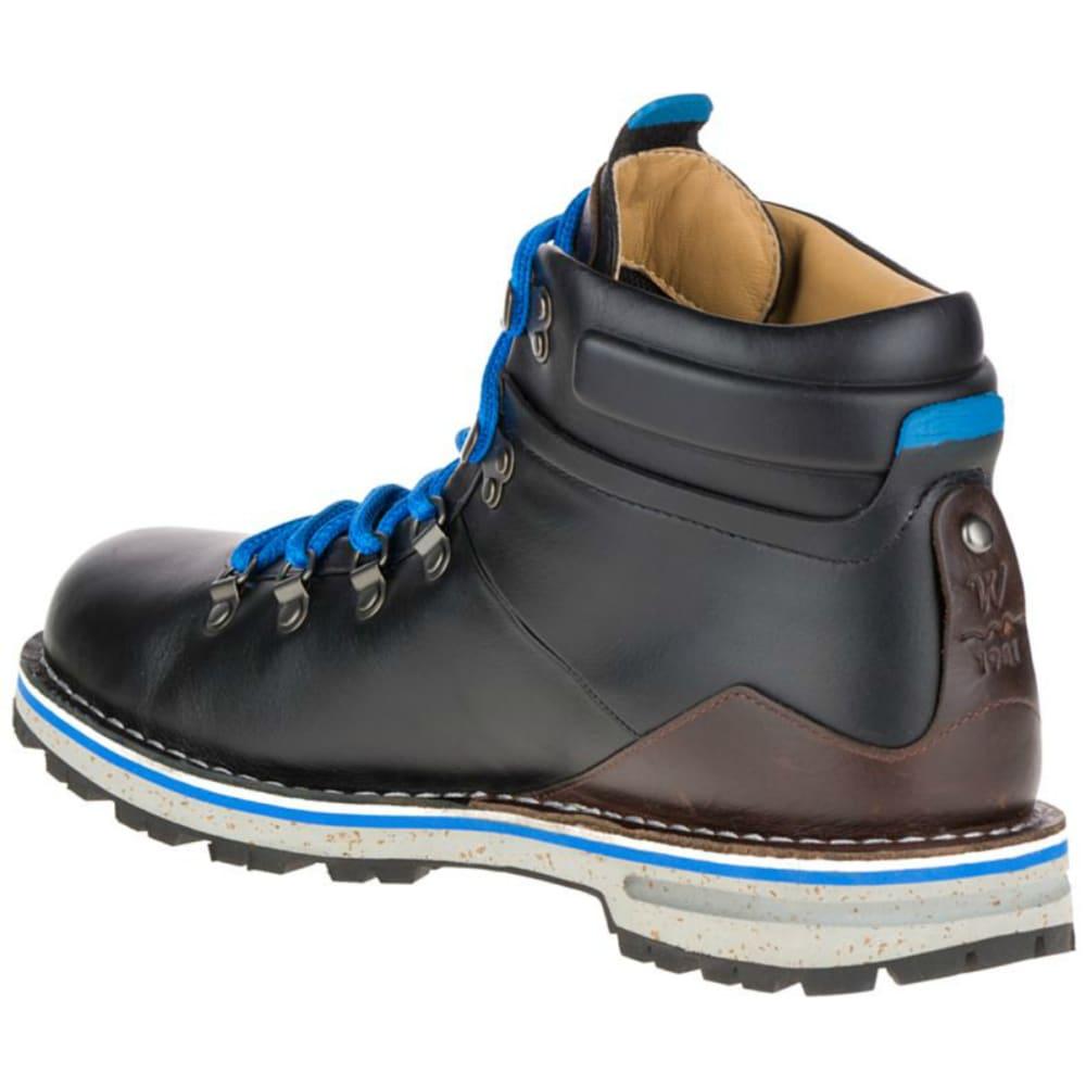 MERRELL Men's Sugarbush Waterproof Boots, Black - BLACK