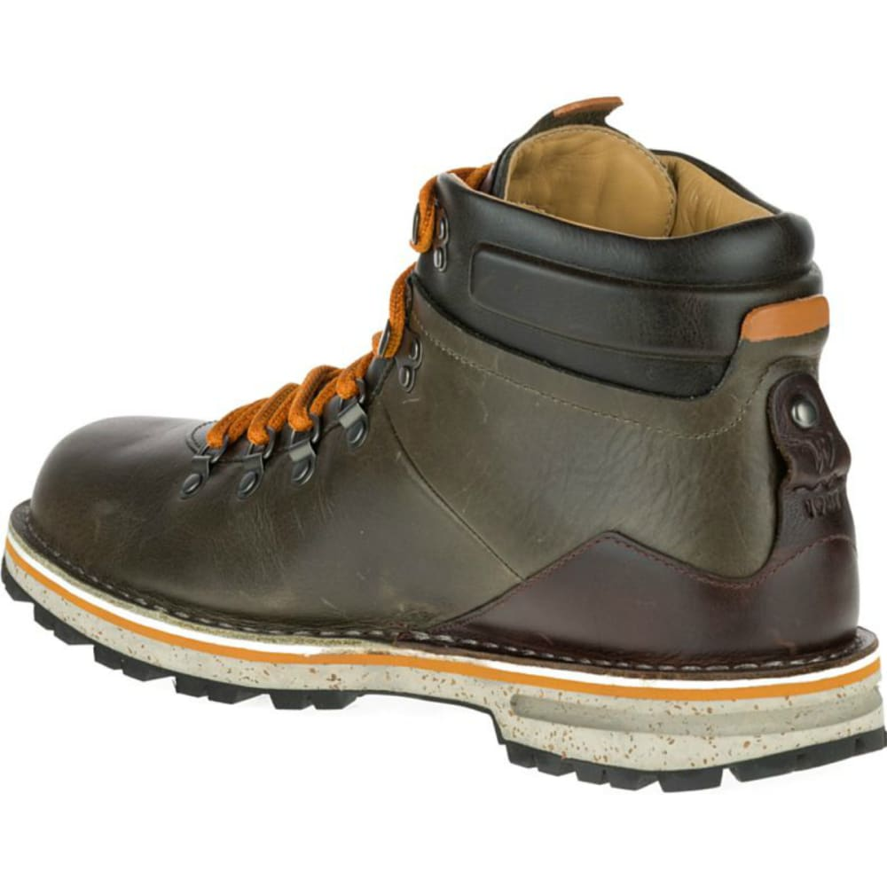 MERRELL Men's Sugarbush Waterproof Boots, Dusty Olive - DUSTY OLIVE