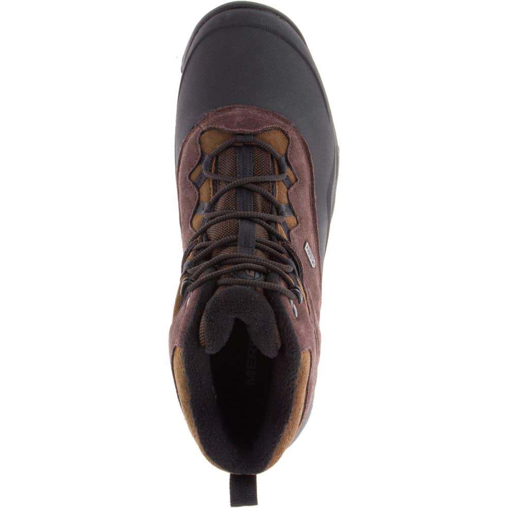MERRELL Men's Thermo Shiver 6-Inch Waterproof Boots, Espresso - ESPRESSO