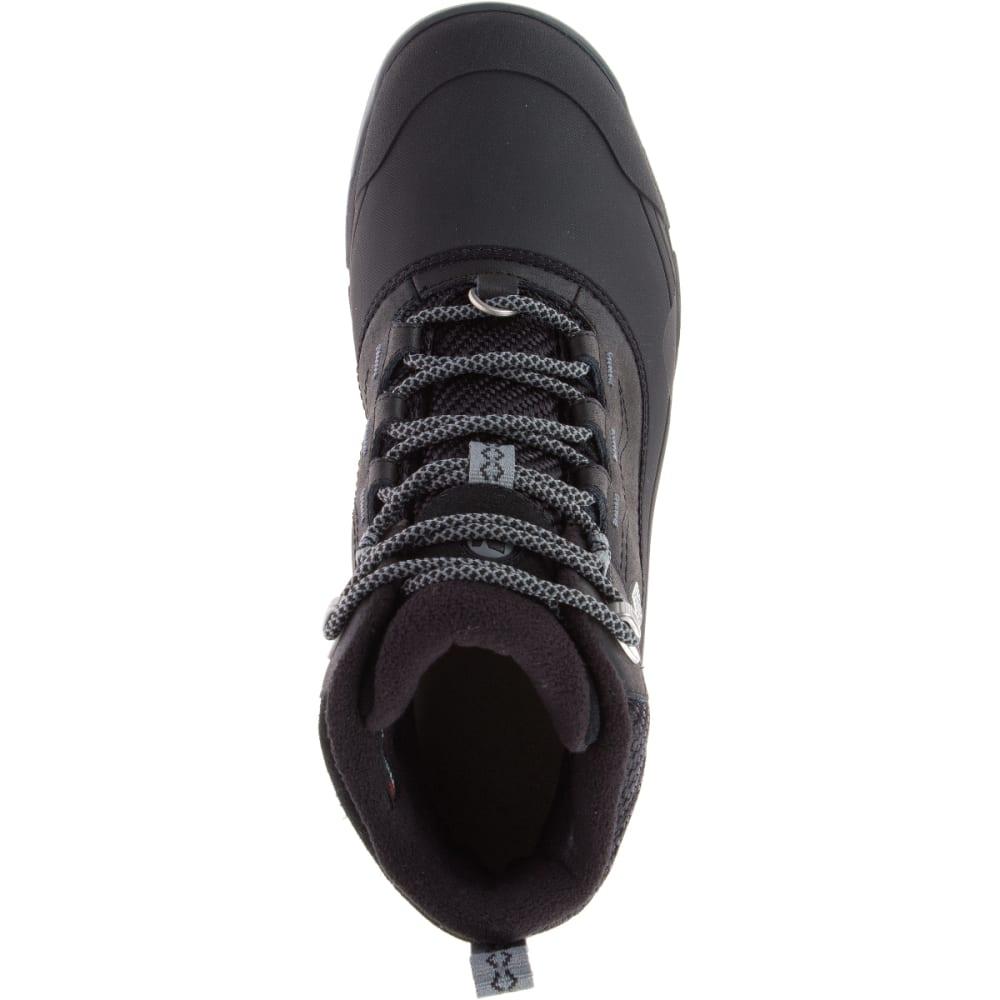 MERRELL Men's Thermo Vortex 6-Inch Waterproof Boots, Black - BLACK
