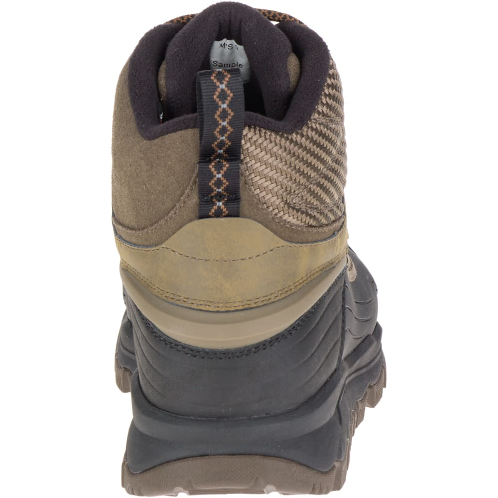 MERRELL Men's Thermo Vortex 6-Inch Waterproof Boots, Canteen - CANTEEN