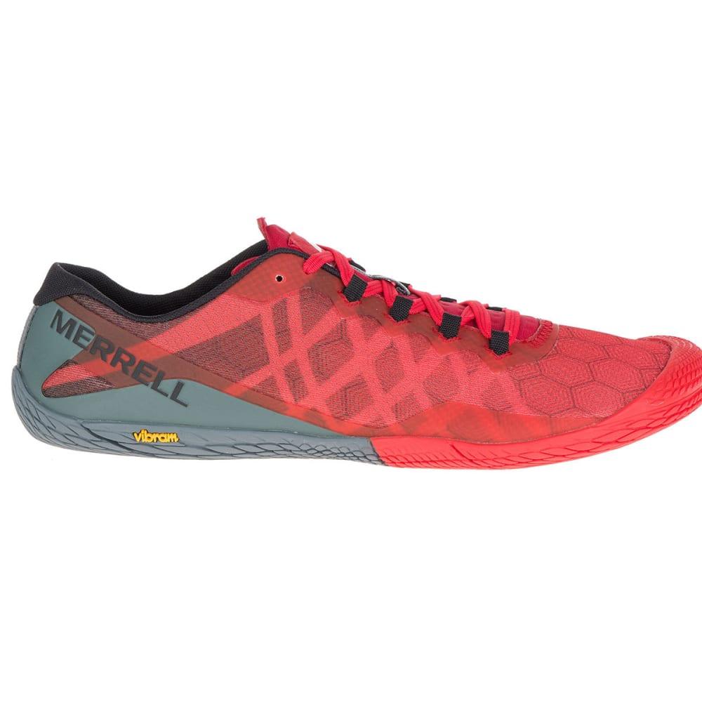 MERRELL Men's Vapor Glove 3 Trail Running Shoes, Molten Lava - MOLTEN LAVA