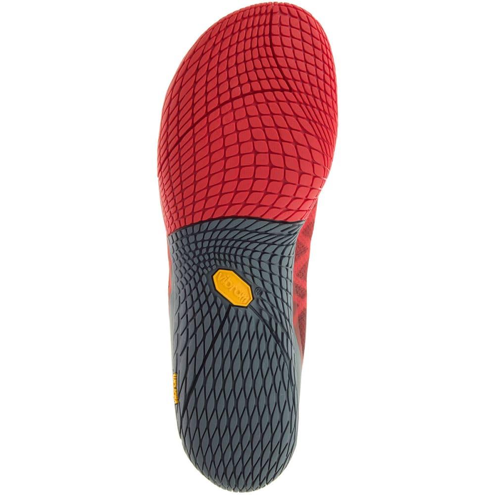 MERRELL Men's Vapor Glove 3 Trail Running Shoes - MOLTEN LAVA