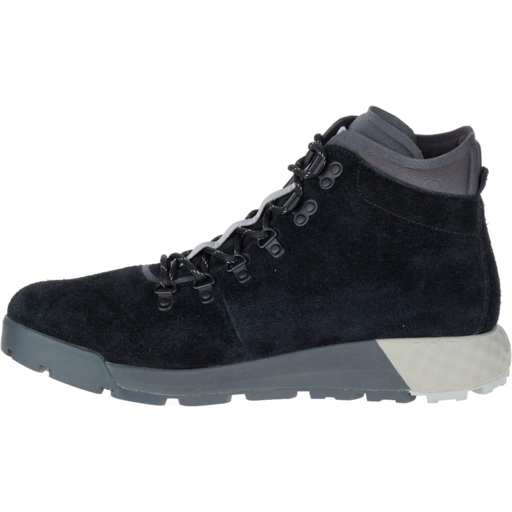 MERRELL Men's Wilderness AC+ Boots, Black - BLACK