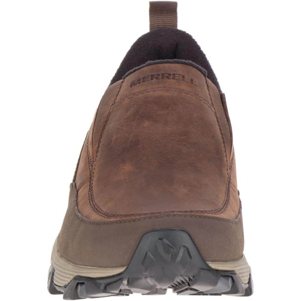 MERRELL Women's ColdPack Ice+ Moc Waterproof Shoes, Cinnamon - CINNAMON