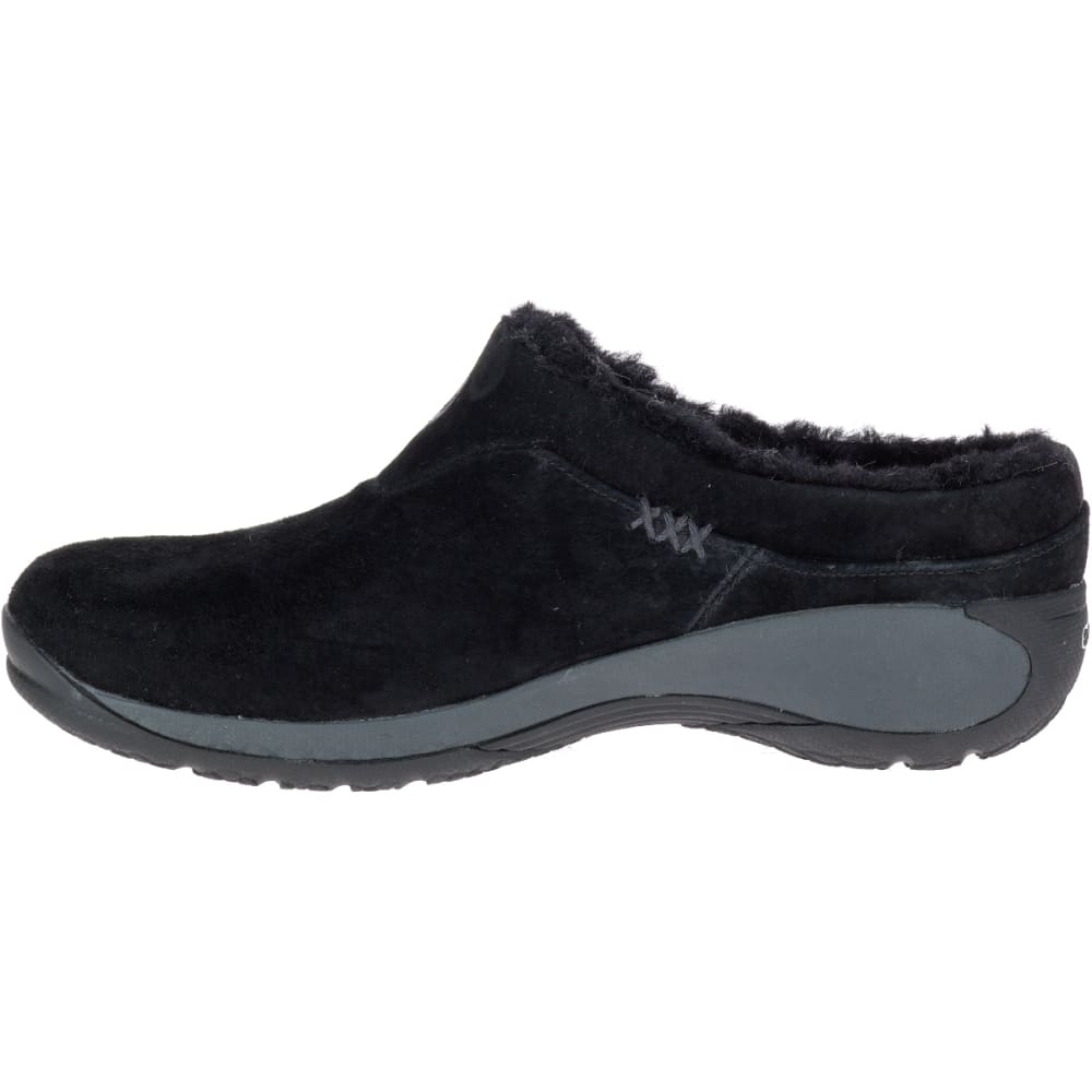 MERRELL Women's Encore Q2 Ice Casual Shoes, Black - BLACK