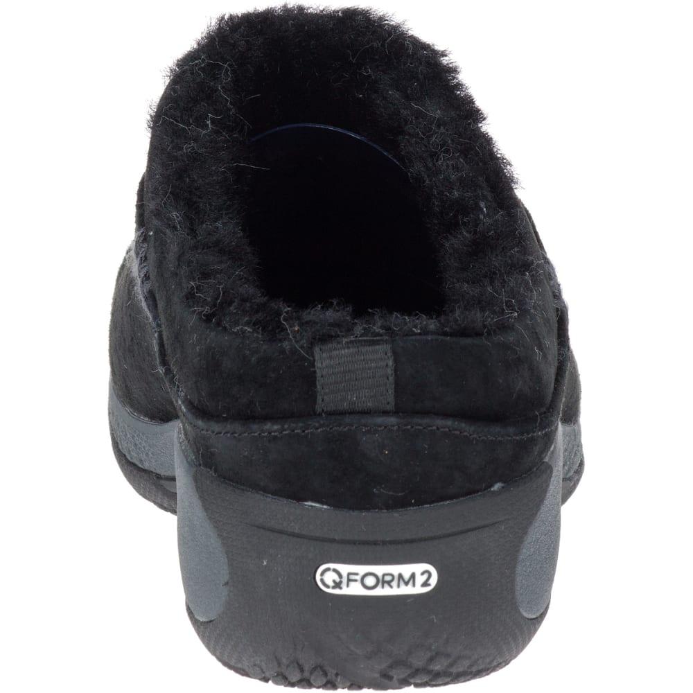 MERRELL Women's Encore Q2 Ice Casual Shoes, Black - BLACK