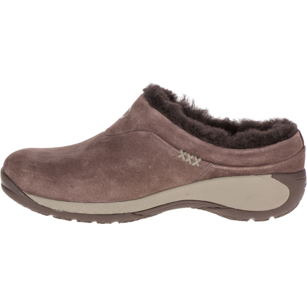 MERRELL Women's Encore Q2 Ice Casual Shoes, Espresso - ESPRESSO