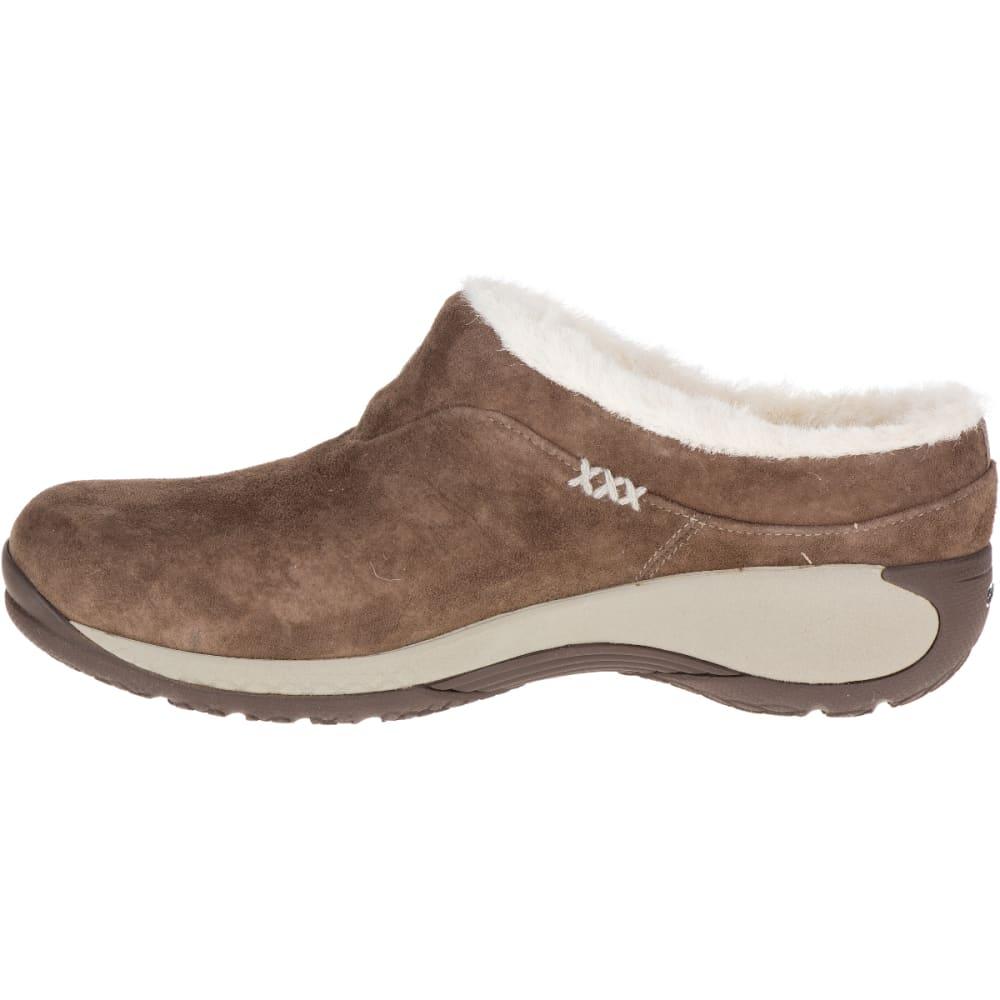 MERRELL Women's Encore Q2 Ice Casual Shoes, Stone - MERRELL STONE
