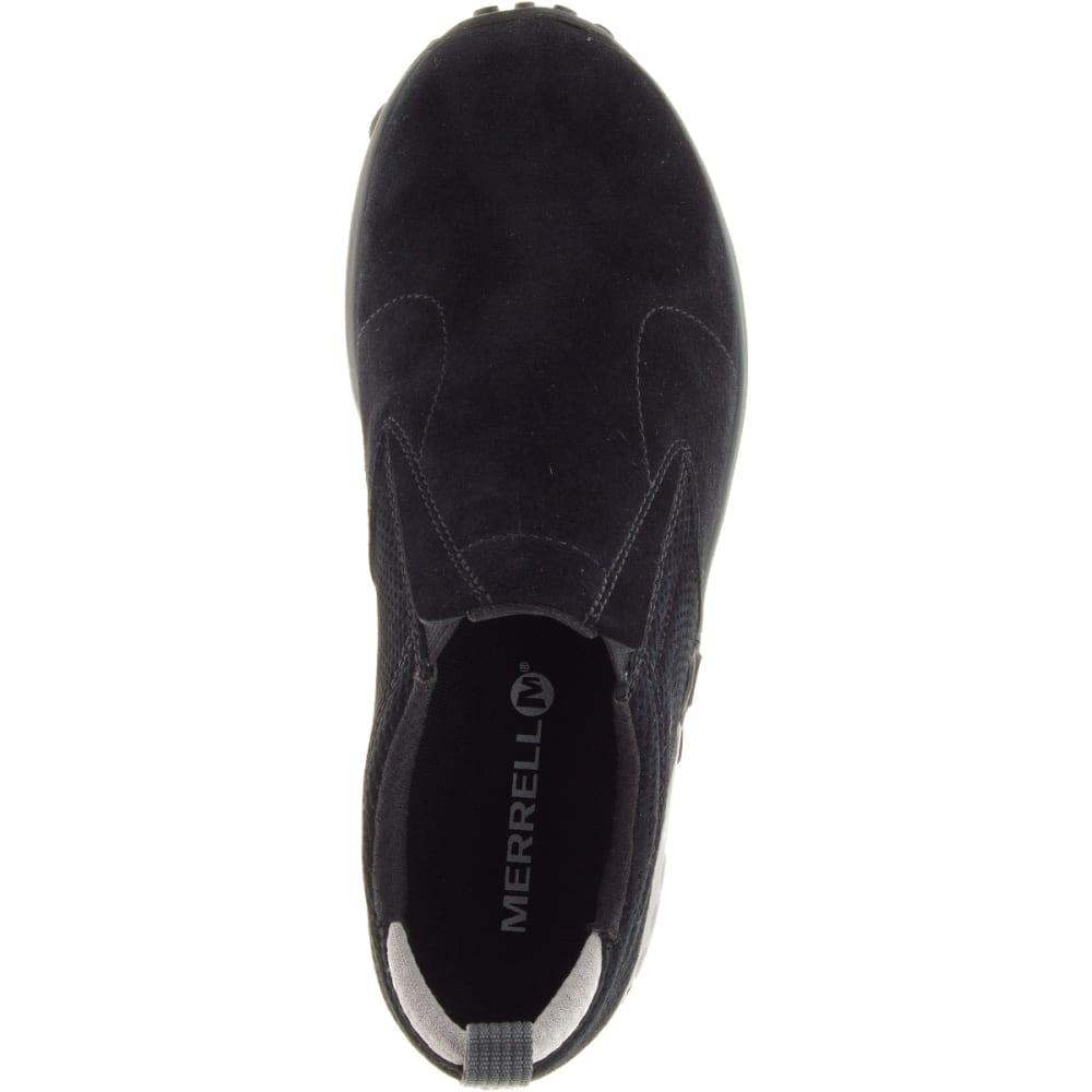 MERRELL Women's Jungle Moc AC+ Shoes, Black - BLACK