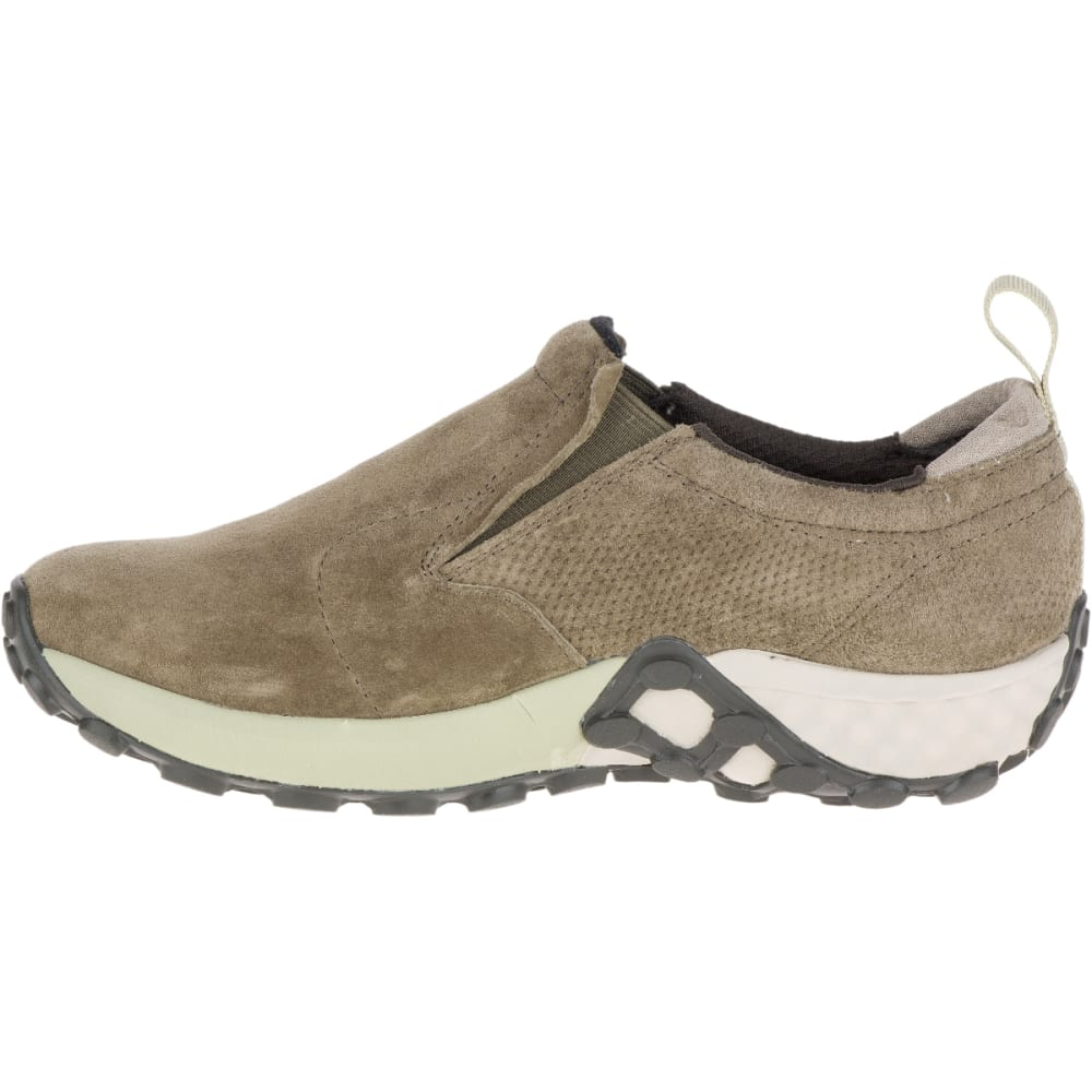 MERRELL Women's Jungle Moc AC+ Shoes, Dusty Olive - DUSTY OLIVE