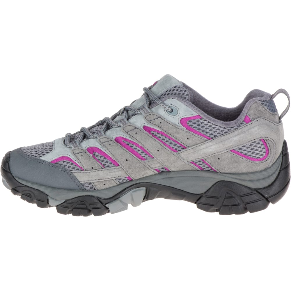 MERRELL Women's Moab 2 Ventilator Hiking Shoes, Castlerock - CASTLEROCK