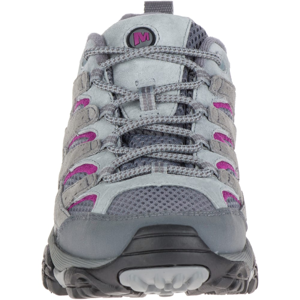 MERRELL Women's Moab 2 Ventilator Hiking Shoes, Castlerock - CASTLEROCK