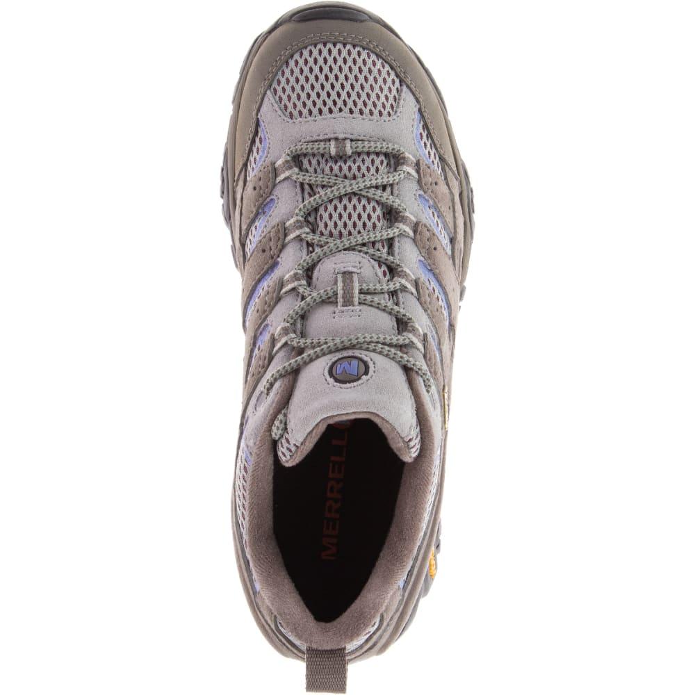 9da8739f87 MERRELL Women's Moab 2 Waterproof Hiking Shoes, Falcon