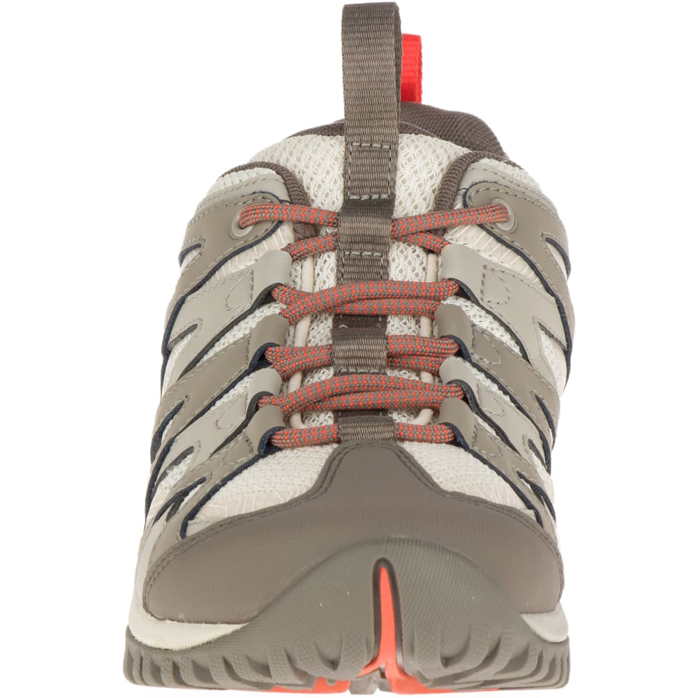 MERRELL Women's Siren Hex Q2 Hiking Shoes, Oyster Grey - OYSTER GREY
