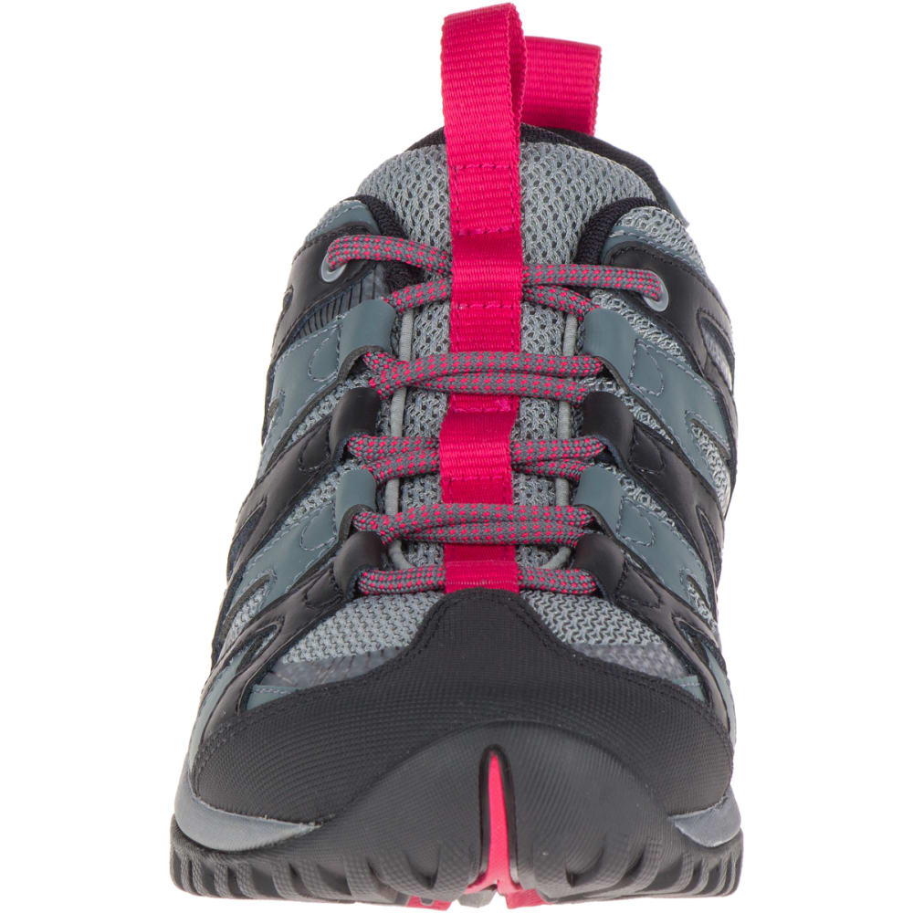 MERRELL Women's Siren Hex Q2 Hiking Shoes, Turbulence - TURBULENCE