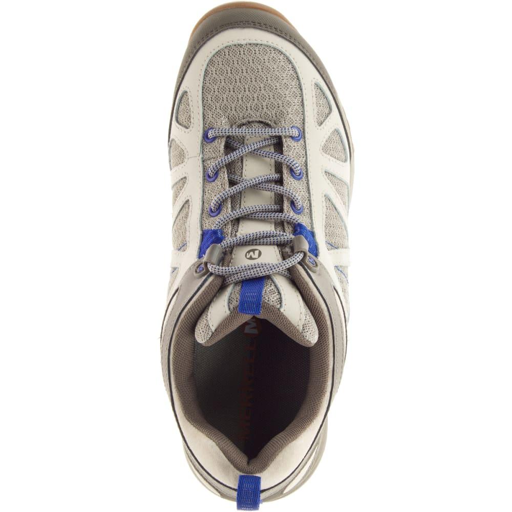 MERRELL Women's Siren Sport Q2 Hiking Shoes, Oyster Grey - OYSTER GREY
