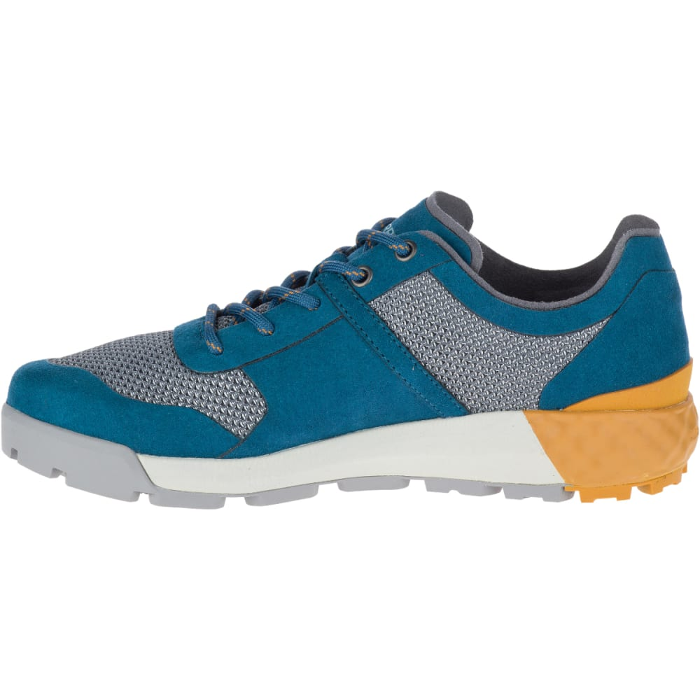 MERRELL Women's Solo AC+ Shoes, Legion Blue - LEGION BLUE