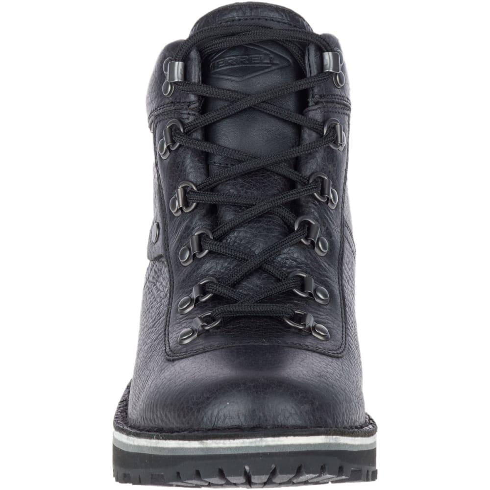 MERRELL Women's Sugarbush Valley Waterproof Boots, Black - BLACK