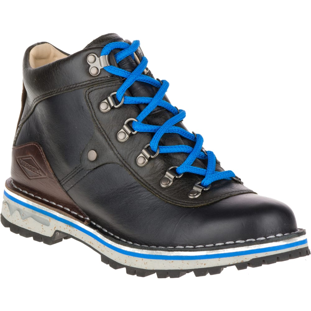 MERRELL Women's Sugarbush Waterproof Boots, Black - BLACK