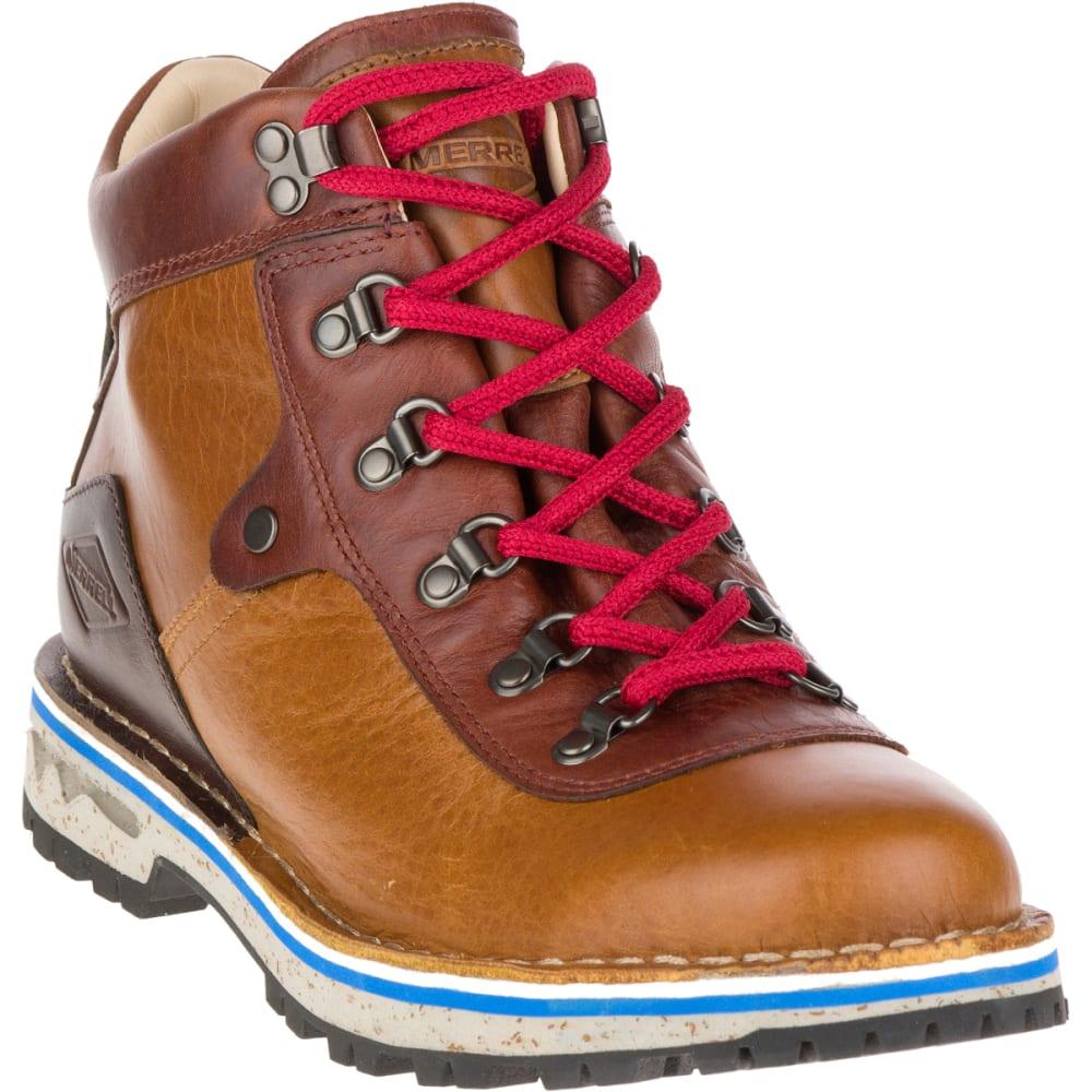 MERRELL Women's Sugarbush Waterproof Boots, Beeswax - BEESWAX