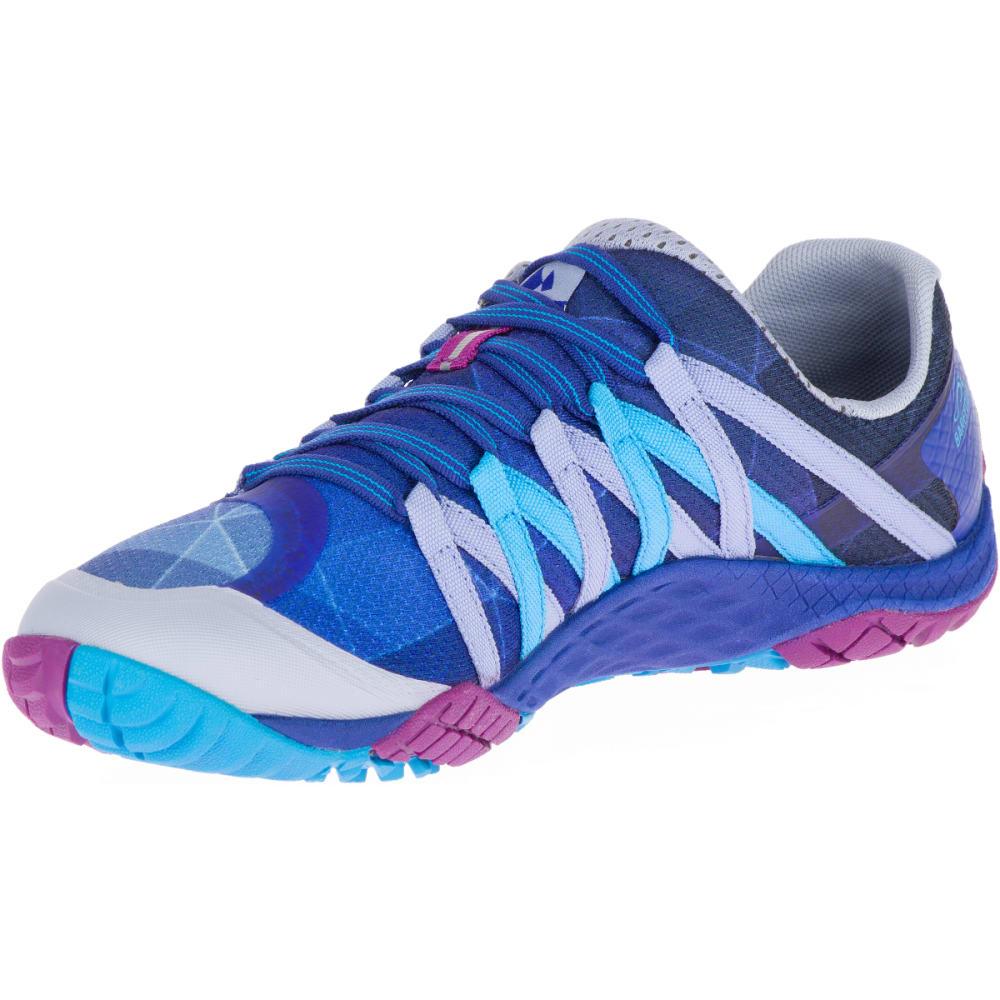 660cf537 MERRELL Women's Trail Glove 4 Trail Running Shoes, Aleutian ...