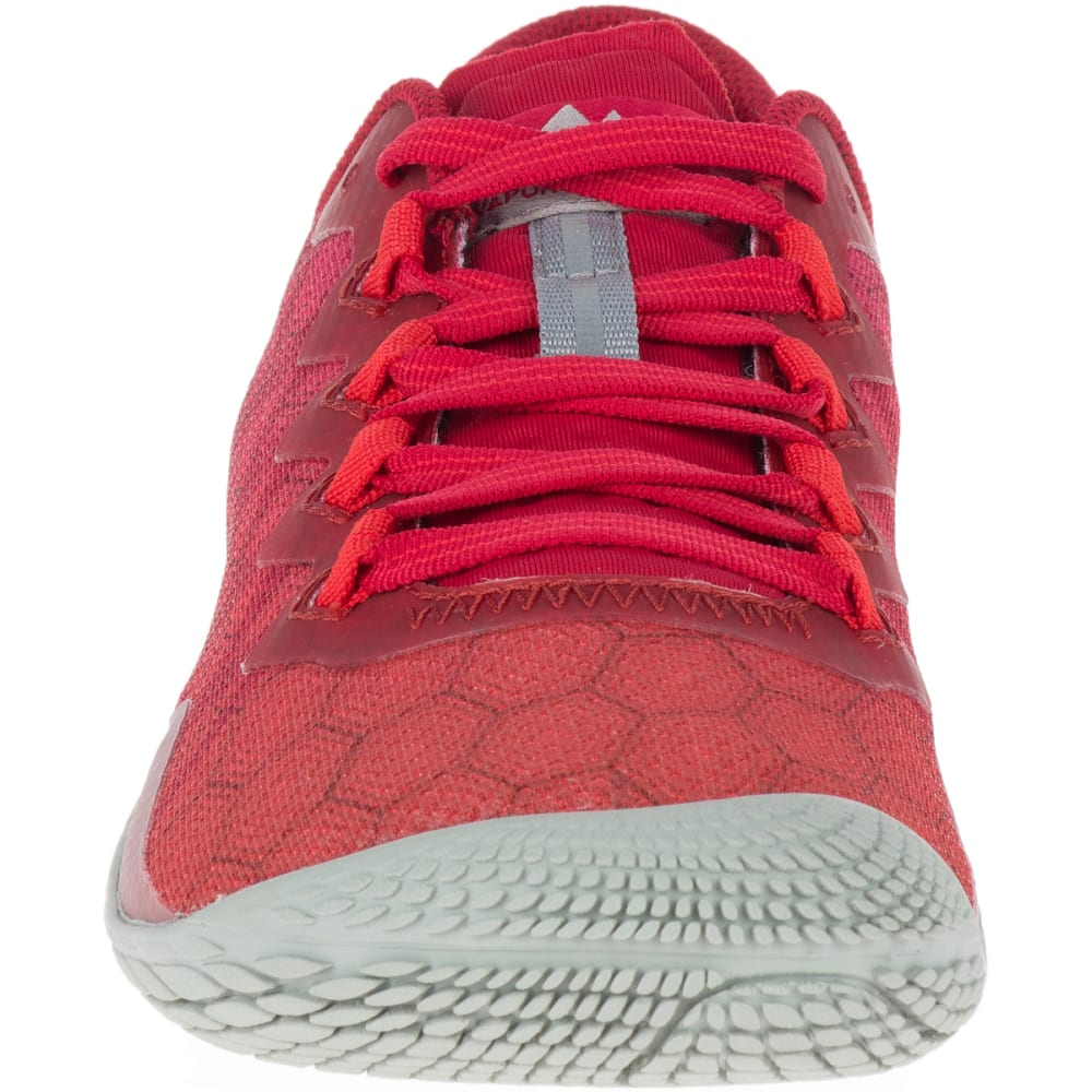 MERRELL Women's Vapor Glove 3 Shoes, Chili - CHILI