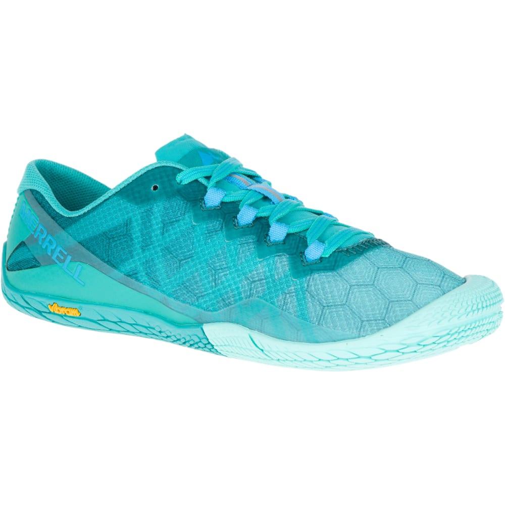 MERRELL Women's Vapor Glove 3 Shoes, Baltic - BALTIC