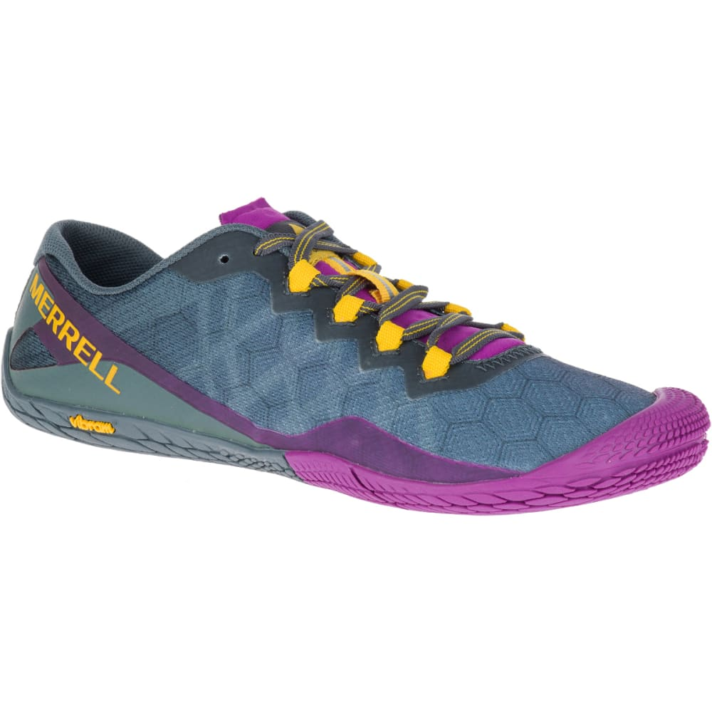 MERRELL Women's Vapor Glove 3 Shoes, Turbulence - TURBULENCE