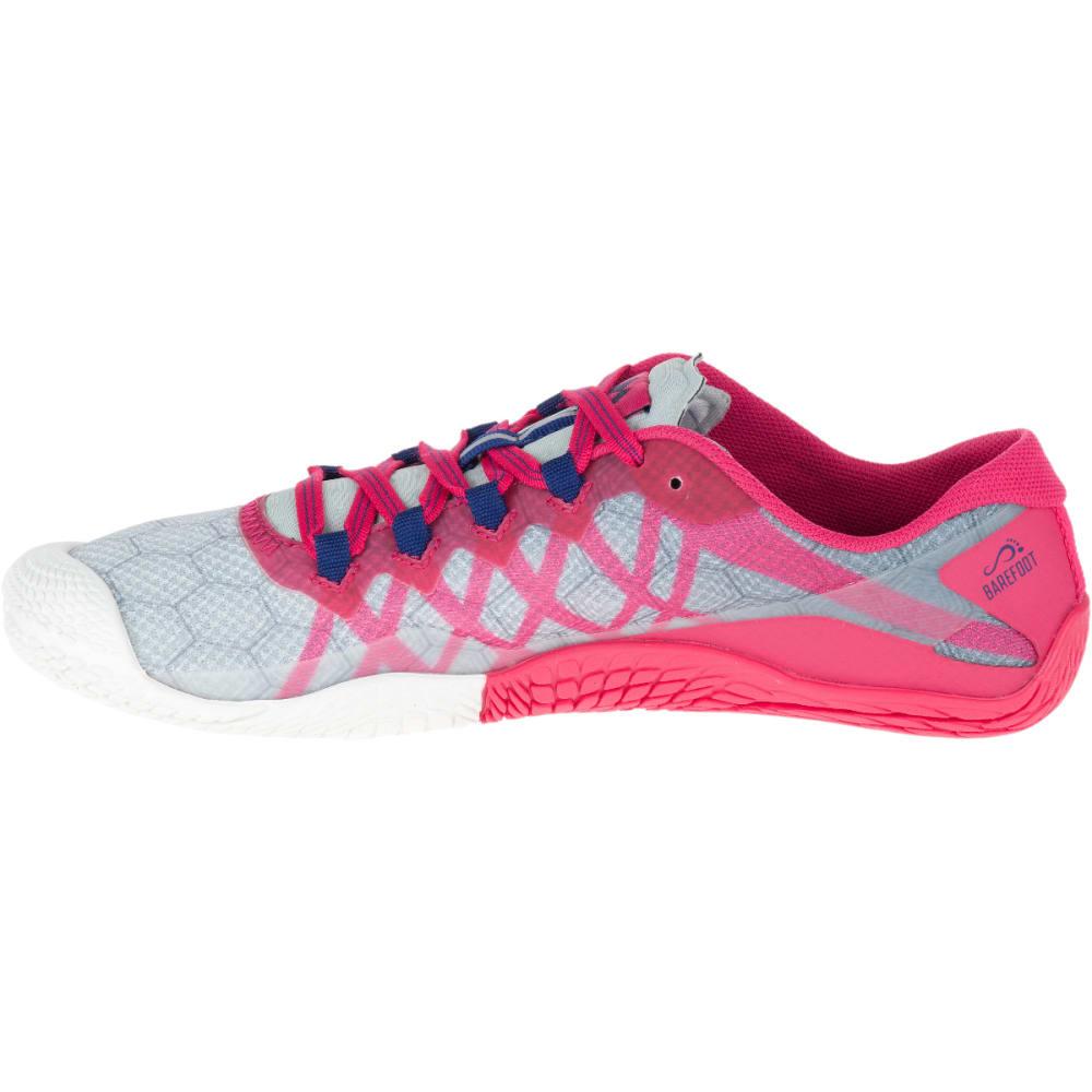 MERRELL Women's Vapor Glove 3 Shoes, Azalea - AZALEA
