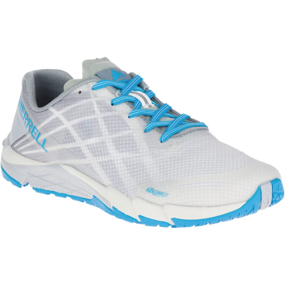 MERRELL Women's Bare Access Flex Running Shoes, Ice - ICE