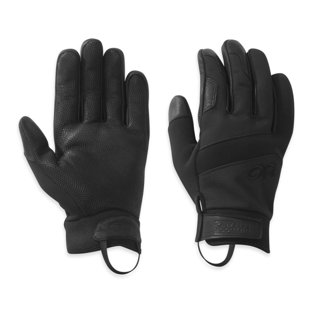 OUTDOOR RESEARCH Coldshot Gloves - ALL BLACK