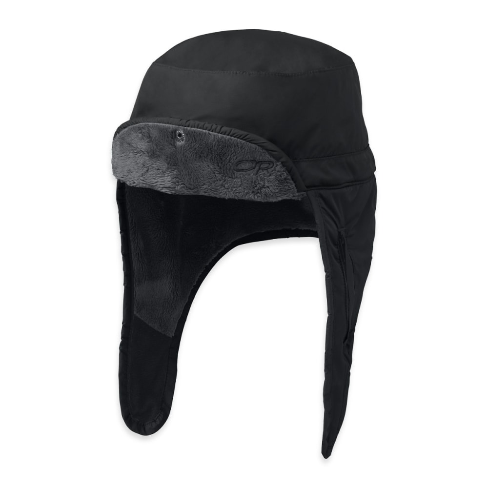 OUTDOOR RESEARCH Frostline Hat - BLACK