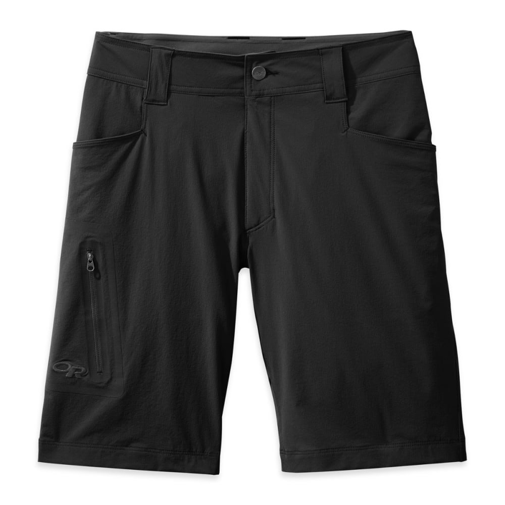 "OUTDOOR RESEARCH Men's Ferrosi 10"" Shorts - BLACK"