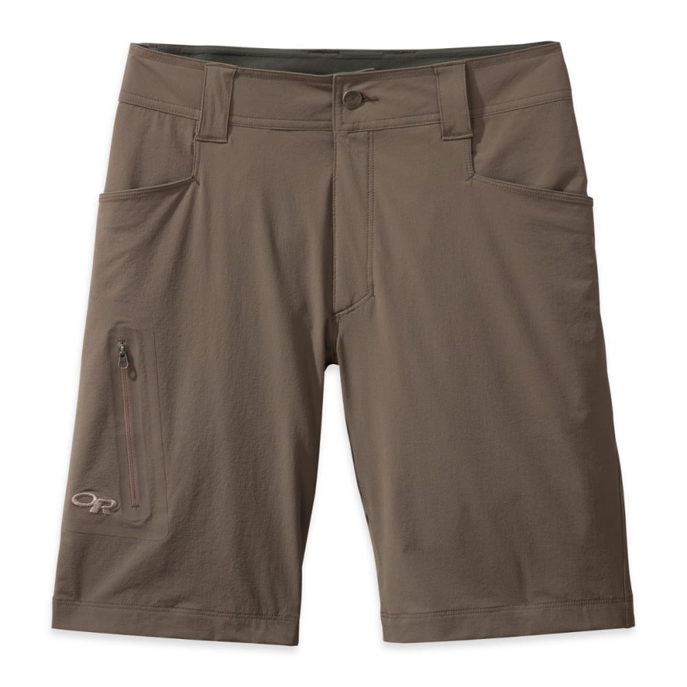 "OUTDOOR RESEARCH Men's Ferrosi 10"" Shorts - MUSHROOM"