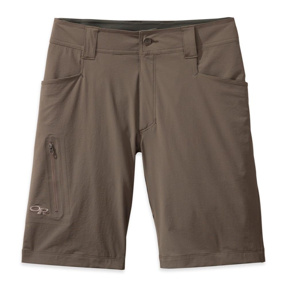 """OUTDOOR RESEARCH Men's Ferrosi 10"""" Shorts - MUSHROOM"""
