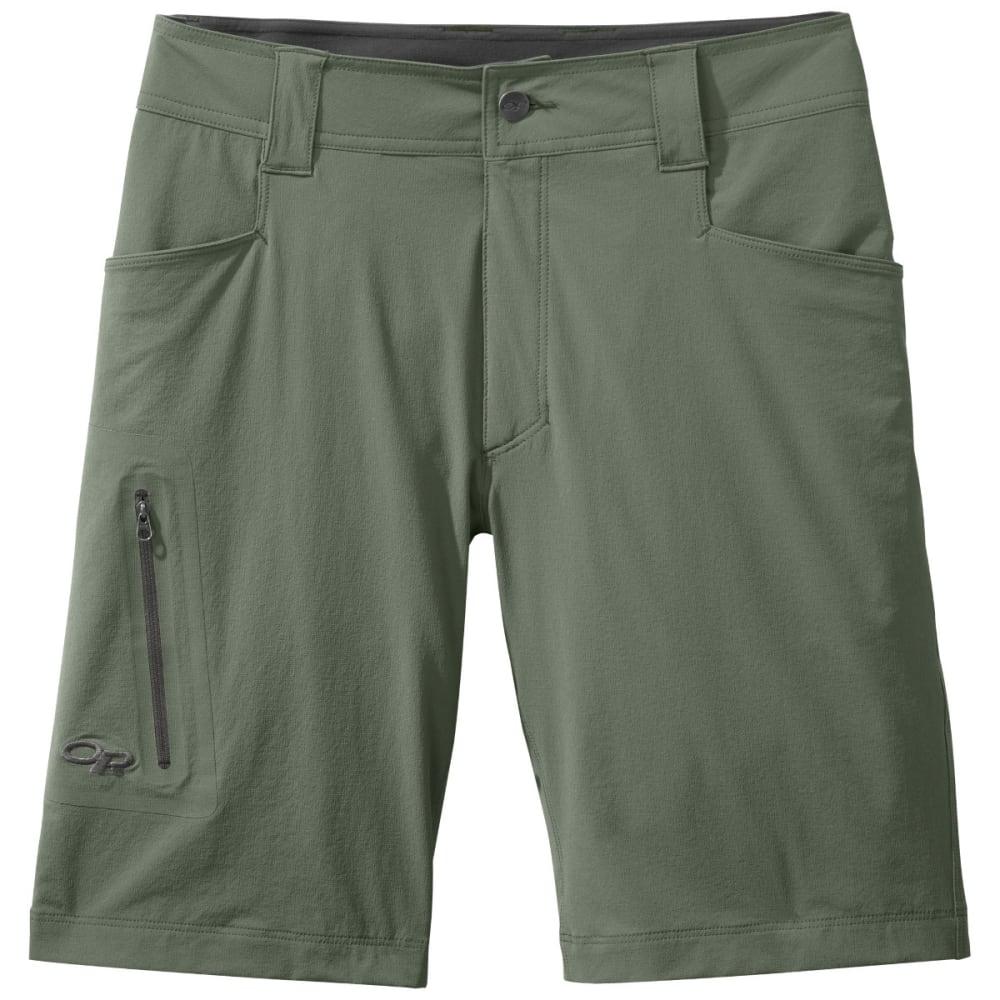 "OUTDOOR RESEARCH Men's Ferrosi 10"" Shorts - SAGE GREEN"